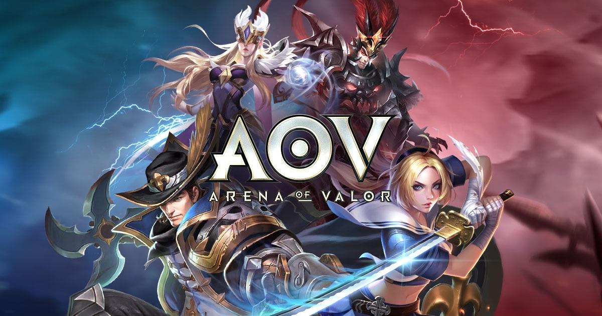 aov games