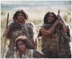 ricerca sull'uomo di Neandertal e la vita nel paleolitico