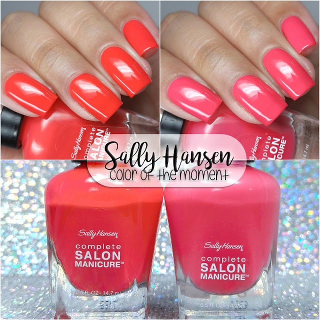Sally Hansen - June 2017 Color of the Moment