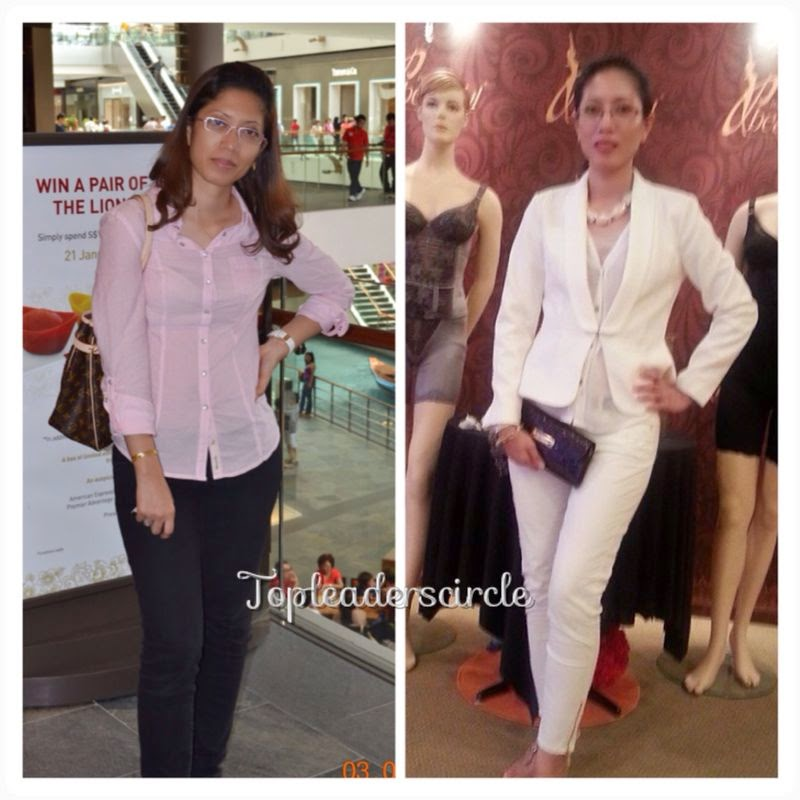MY OWN TESTIMONY COLLAGEN
