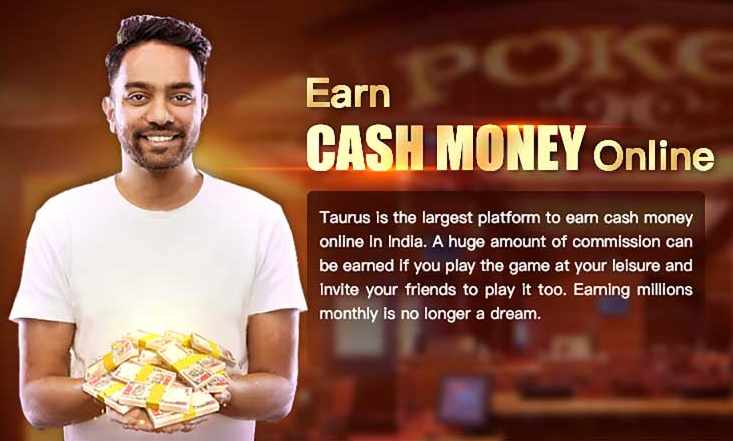 Taurus.Cash : Earn Cash Money Online