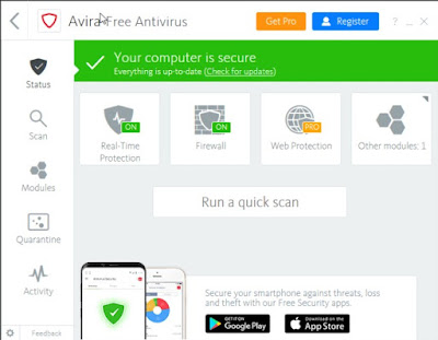avira-antivirus-what is the best antivirus for windows 10