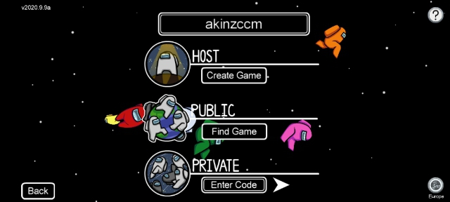 How to Join Group In Among Us Mod Apk