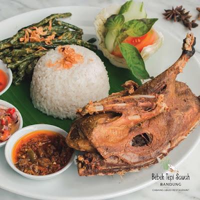 Bebek Tepi Sawah Bandung