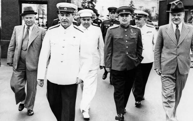Ditador Josef Stalin