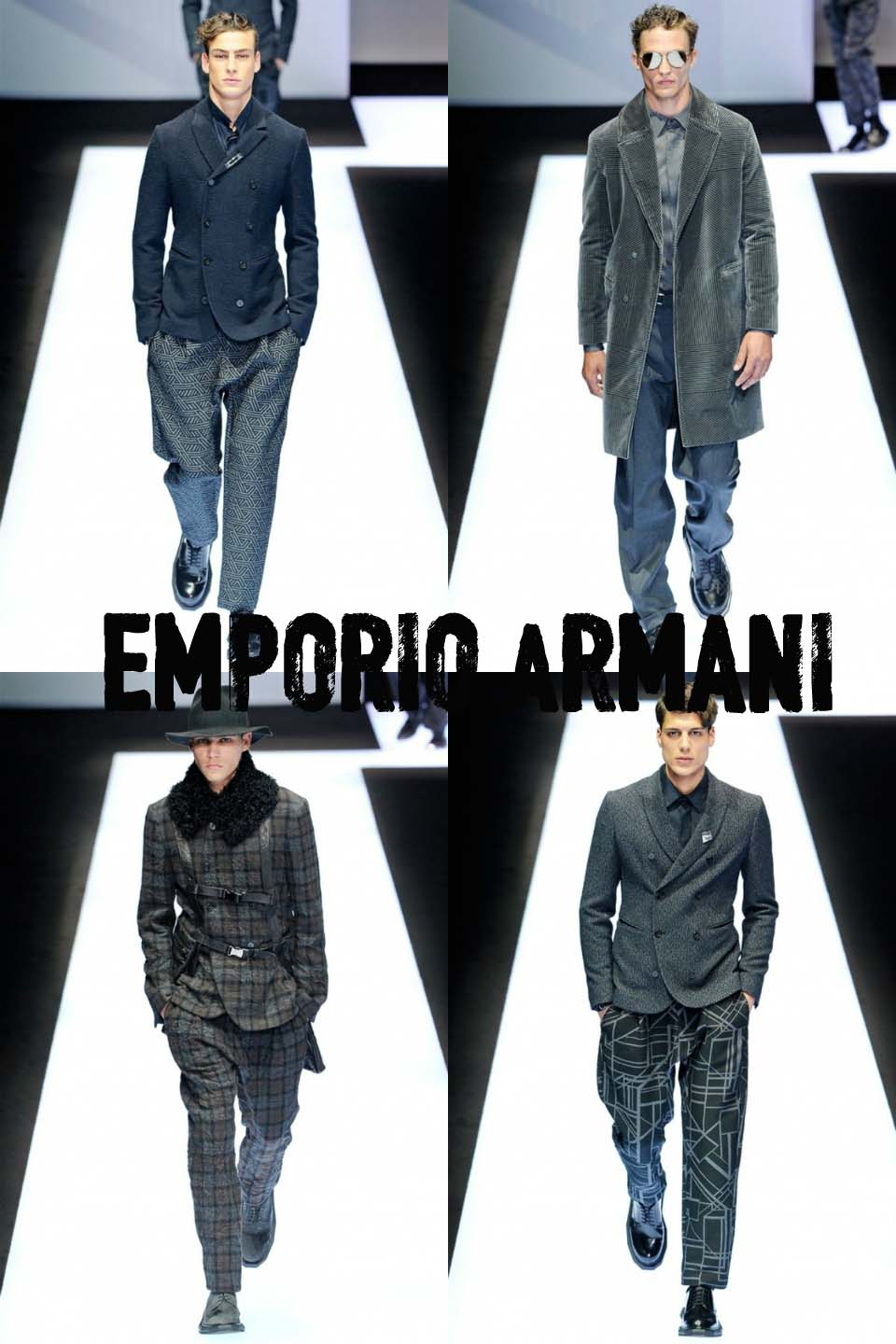 Eniwhere Fashion - Milan Fashion Week - AI 2017-18 Man