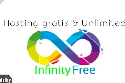 penyedia layanan hosting dan domain unlimited gratis terbaik, infintyfree