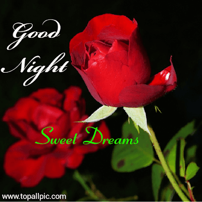 sweet dreams good night images for her love