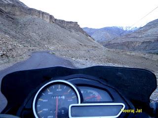 लद्दाख बाइक यात्रा- 8 (बटालिक-खालसी)