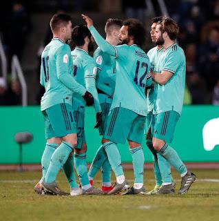 Crónica Unionistas de Salamanca 1 Real Madrid 3: Hala Brahim y Nada Más