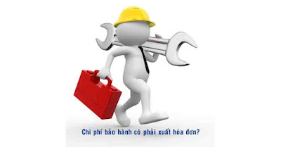 Chi phí bảo hành sản phẩm, hàng hóa có phải xuất hóa đơn?