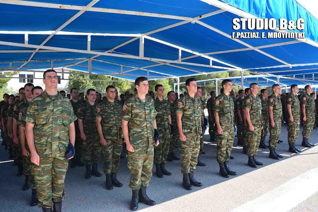 Τεράστιο οικονομικό πλήγμα για όλη την Πελοπόννησο το κλείσιμο των Κέντρων Εκπαίδευσης του Στρατού Ξηράς