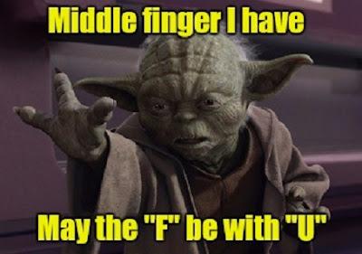Yoda has the answers..