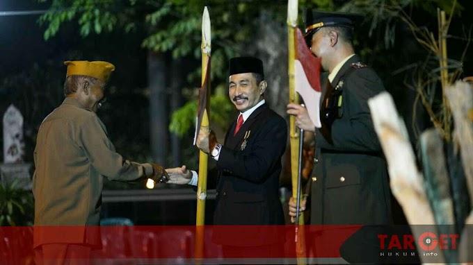 Keharuan Bupati Haryanto Dengarkan Sejarah Perjuangan Pertempuran Kemerdekaan di Pati