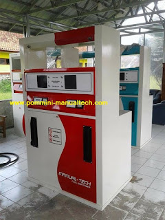 mesin fuel dispenser