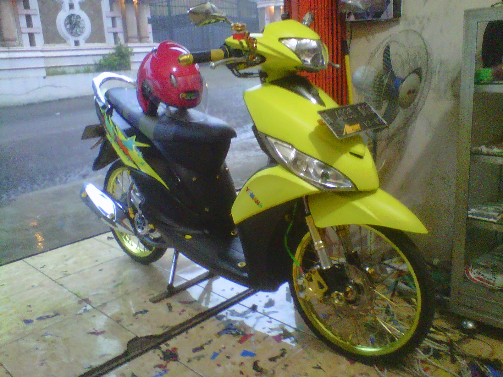 mio j thailook style paling bagus