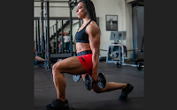 Popular Myths Unveiled For the Woman Bodybuilder : Bodybuilding will turn you into the She Hulk