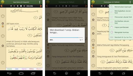Aplikasi Al Quran Terbaik di Android