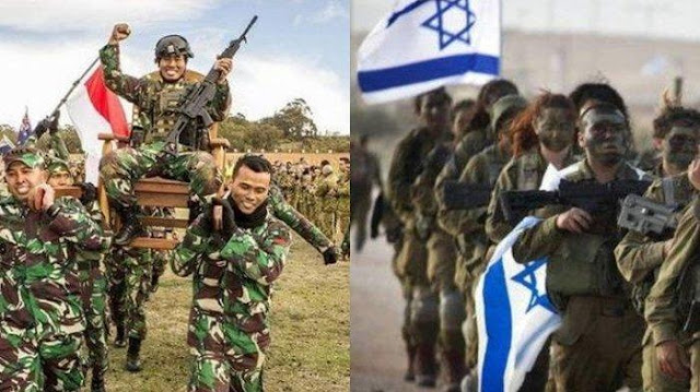 Bukti TNI Jauh Lebih Kuat daripada Armada Militer Israel