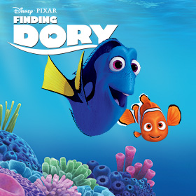 Ocean says 2 for Immagini dory