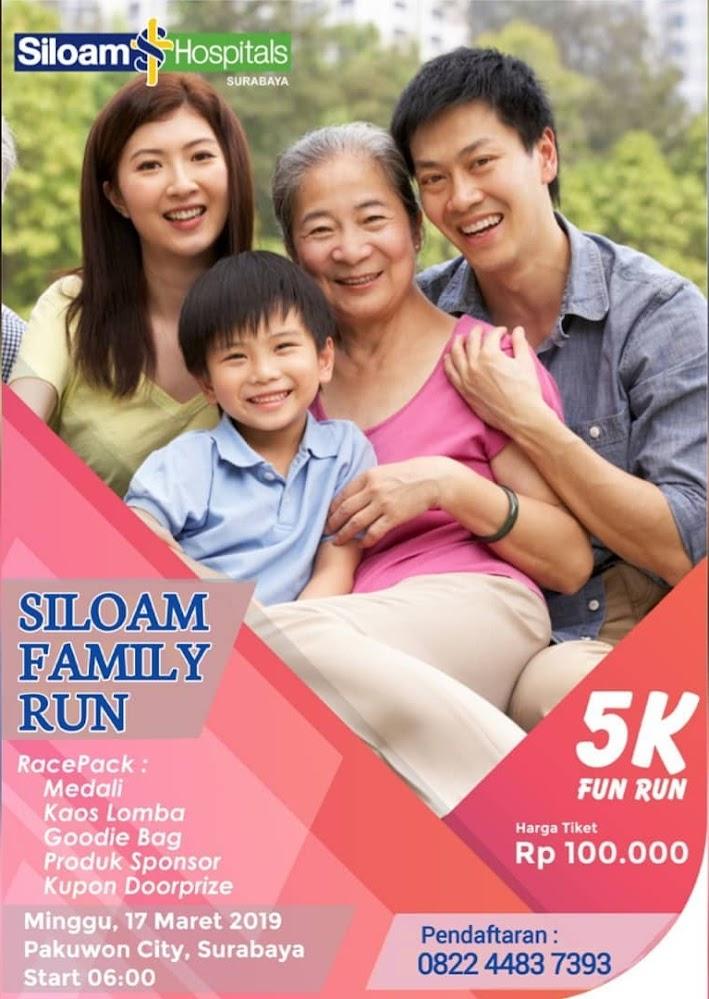 Siloam Family Run • 2019