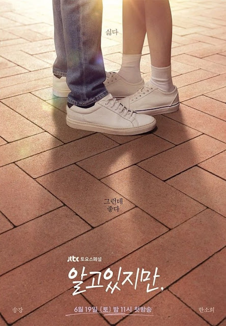 Review dan Sinopsis Drama I Know But/ Nevertheless