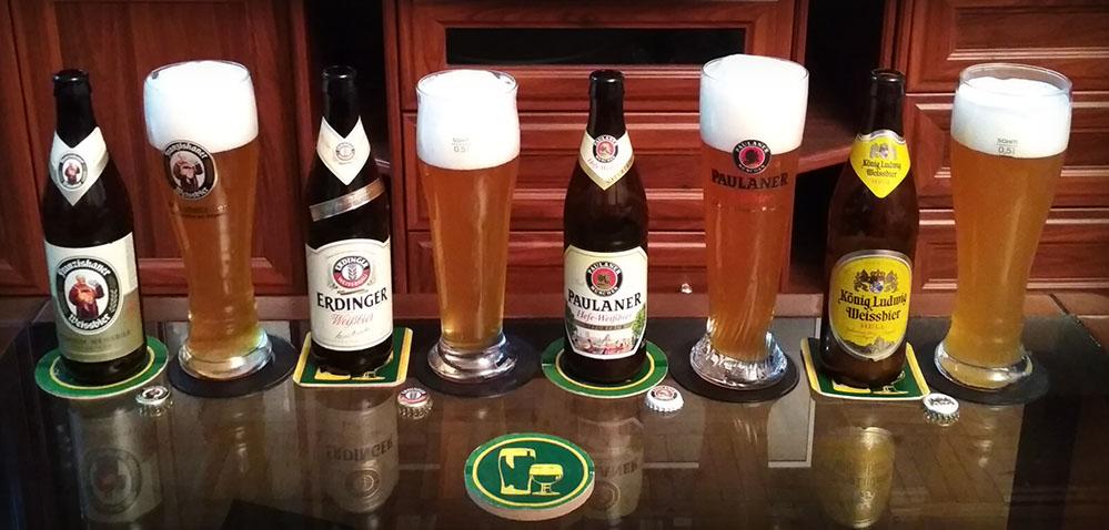 ¿Cuál es la mejor cerveza de trigo?