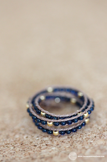 inEssence Creations - Unoa/Littlefee Wrap Bracelet
