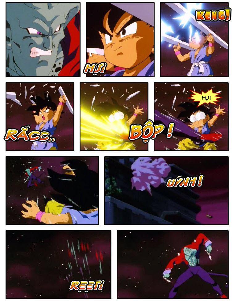 Dragon Ball GT chap 12 - Trang 17