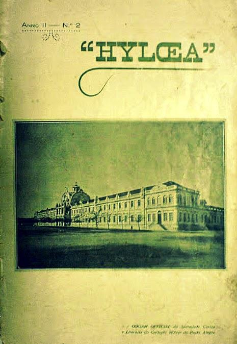 Revista Hyloea, em 1922