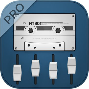 n-Track Studio 9 Pro (MOD, Unlocked) APK For Android