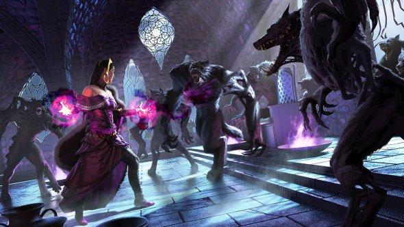 Joseph Meehan artstation arte ilustrações fantasia games magic the gathering