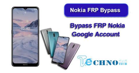 طريقة تخطي حماية حساب Google بعد الفورمات (حماية إعادة ضبط المصنع) لهاتف نوكيا Nokia 2.4 !