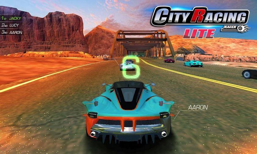 download City Racing Lite Mod Apk [Unlimited Money] Terbaru 2020 1