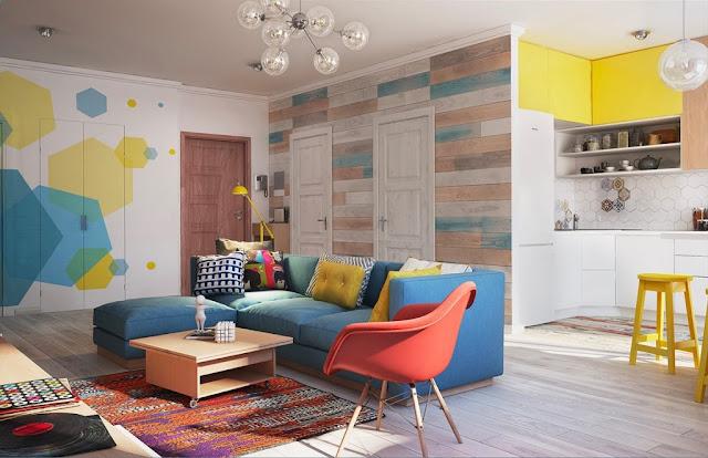 Intip Interior Design Jakarta untuk Ruang Tamu Menawan