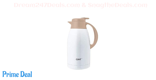 40% OFFStainless Steel Thermal Coffee Carafe Double Walled