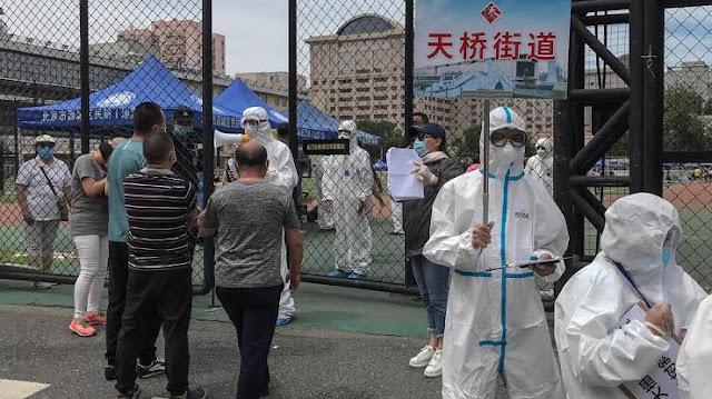 """#عاجل_الان  ظهور #فيرس_بكين أكثر """" فتكاً """" من #ڤايروس كورونا فى #عاصمة_الصين"""