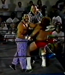 ECW Summer Sizzler Spectacular 1993 -  Larry Winters vs. Tony Stetson