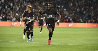 يتصدر باريس سان جيرمان دوري الدرجة الأولى الفرنسي بعد فوز على مونبلييه