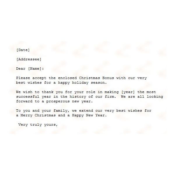 Christmas Letter To Customers Thank You Images - Letter Format - new business letter format to client
