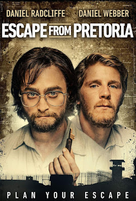 Escape from Pretoria [2020] [DVD R1] [Latino]