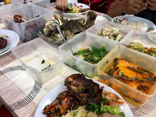 Tengah PKPB Ni, Beli Bungkus Makan Di Rumah Aje Lebih Selamat