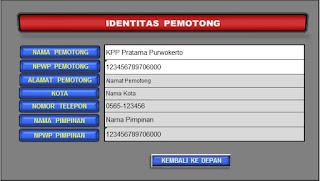 download aplikasi bukti potong pph pasal 21 formulir 1721 a1 untuk karyawan swasta