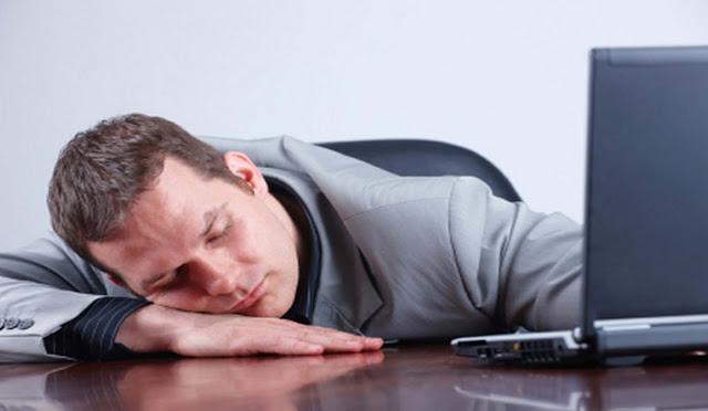 Tidur Siang Meningkatkan Produktivitas Kerja, tapi Kurang Diperhatikan