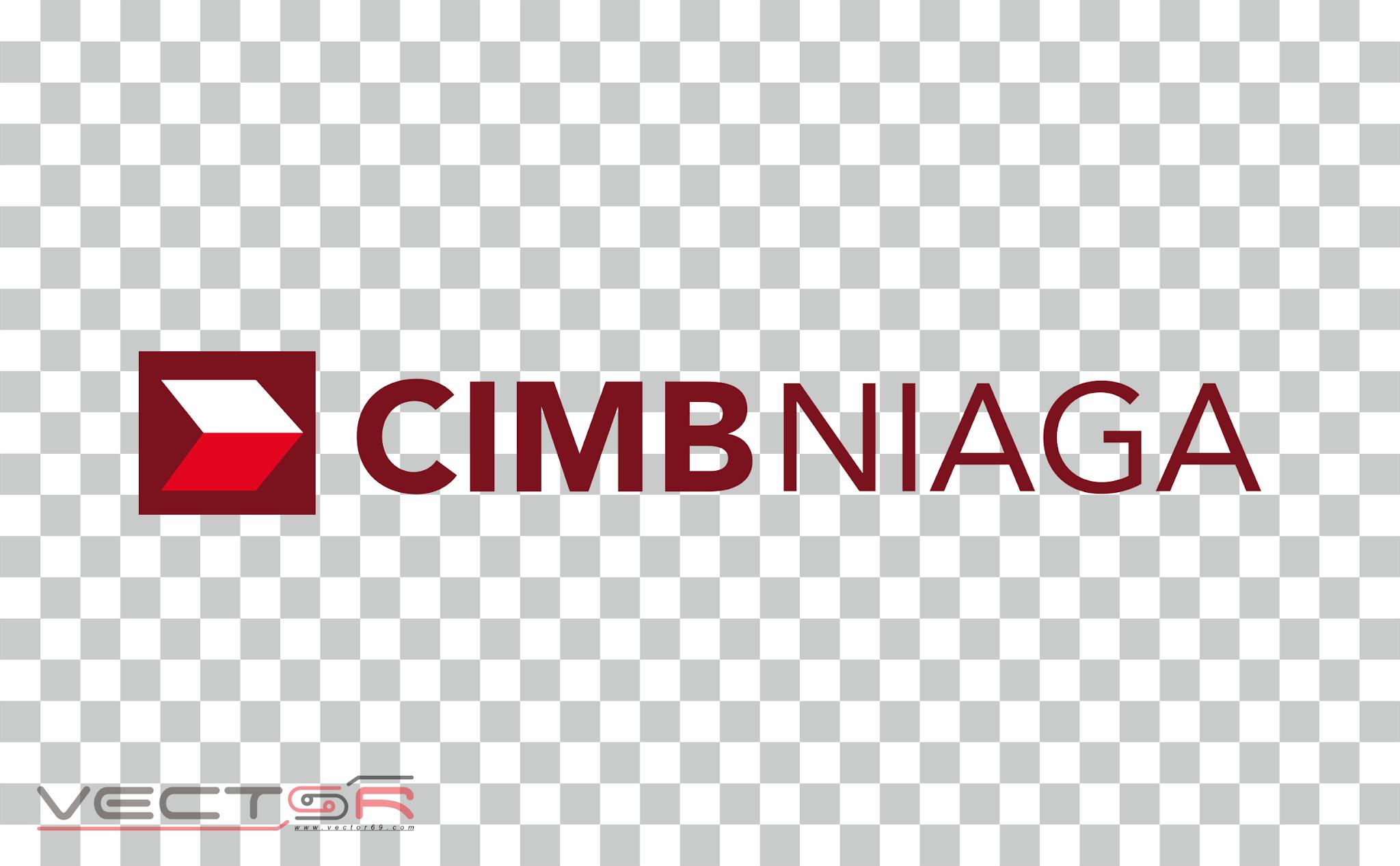 CIMB Niaga Logo - Download Vector File PNG (Portable Network Graphics)