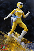 Power Rangers Lightning Collection In Space Yellow Ranger 16