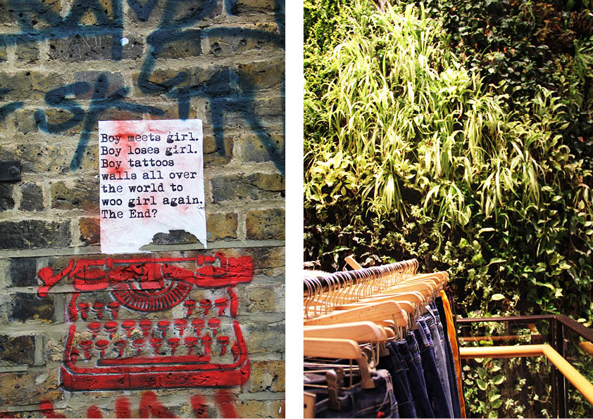 londres blog voyage adresses shoreditch