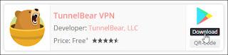 تحميل تطبيق TunnelBear VPN للاندرويد