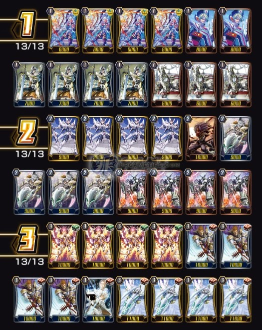 Vanguard ZERO: Royal Paladin Garmore Deck Build and Guide