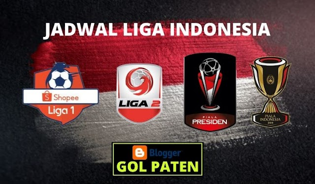 Jadwal Sepakbola Liga Indonesia 12 Desember 2019